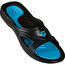 arena Hydrofit Hook Sandals Men black-turquoise